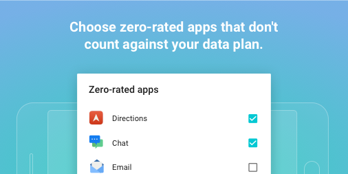 Beta test GlassWire for Android - Now with Zero-rated apps! - Mobile