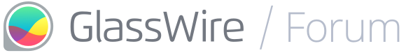 GlassWire Internet Security Forum